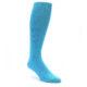 Malibu Blue Men's Over the Calf Dress Socks 16