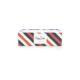 Image of Red Navy White Men's Dress Socks Gift Box 4 Pack (side-2-front-06)