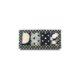Image of Black Grey White Men's Dress Socks Gift Box 4 Pack (side-2-front-07)