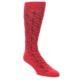 Image of Navy Blue Red Men's Dress Socks Gift Box 4 Pack (front-04)