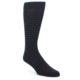 Image of Black Red White Men's Dress Socks Gift Box 4 Pack (front-05)