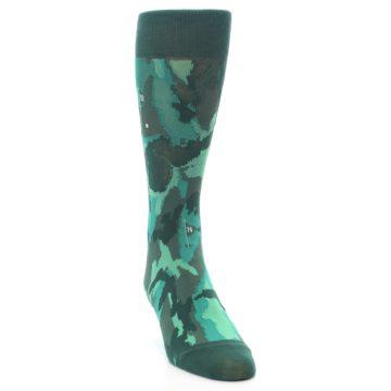 Image of Golf Course Men's Dress Socks (side-1-front-03)