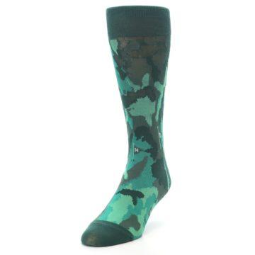 Image of Golf Course Men's Dress Socks (side-2-front-07)