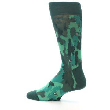 Image of Golf Course Men's Dress Socks (side-2-13)