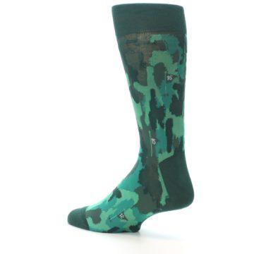 Image of Golf Course Men's Dress Socks (side-2-back-14)