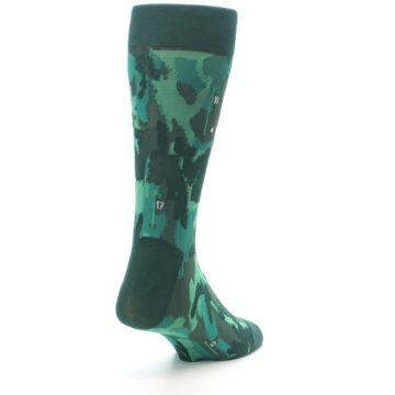 Image of Golf Course Men's Dress Socks (side-1-back-21)