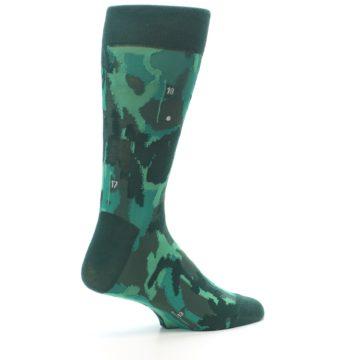 Image of Golf Course Men's Dress Socks (side-1-23)