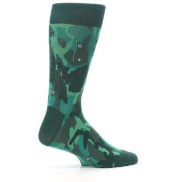 Image of Golf Course Men's Dress Socks (side-1-24)