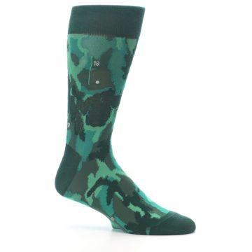 Image of Golf Course Men's Dress Socks (side-1-25)