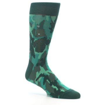 Image of Golf Course Men's Dress Socks (side-1-26)