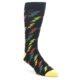 Multi-Color Lighting Bolt Socks