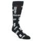Novelty Men's Domino Socks