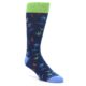 Men's Socks with Tropical Palm Trees