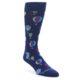 Men's Hot Air Balloon Novelty Socks