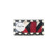 Image of Black Red White Dot Men's Dress Socks Gift Box 4 Pack (side-1-front-02)