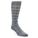 Smartwool Men's Lifestyle Ethno Illusion Grey. Made with Merino Wool.