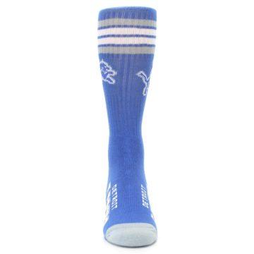 Image of Detroit Lions Men's Athletic Crew Socks (front-04)