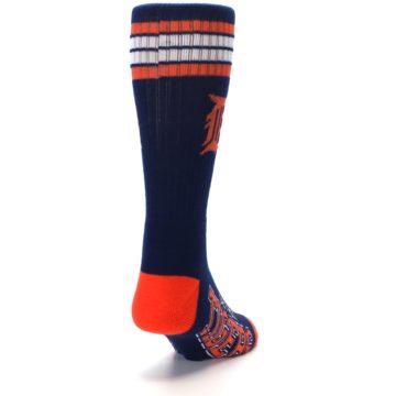 Image of Detroit Tigers Men's Athletic Crew Socks (side-1-back-20)
