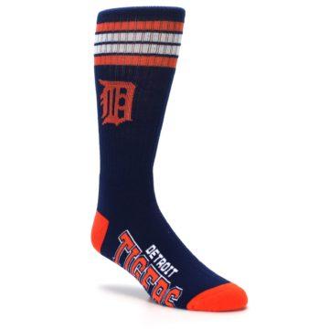 Image of Detroit Tigers Men's Athletic Crew Socks (side-1-27)