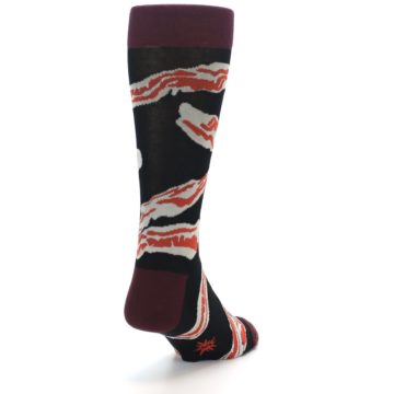 Image of Bacon Men's Dress Socks (back-19)