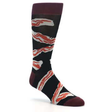 Image of Bacon Men's Dress Socks (side-1-26)