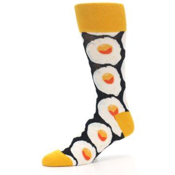Image of Eggs Men's Dress Socks (side-2-10)
