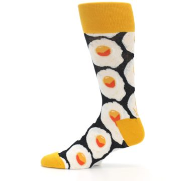 Image of Eggs Men's Dress Socks (side-2-12)
