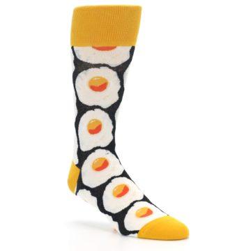 Image of Eggs Men's Dress Socks (side-1-27)
