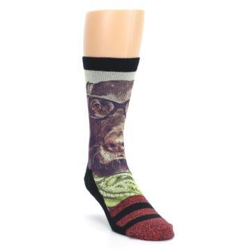 Men's Novelty Hipster Dog Socks