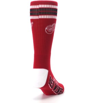 Image of Detroit Red Wings Men's Athletic Crew Socks (side-1-back-20)