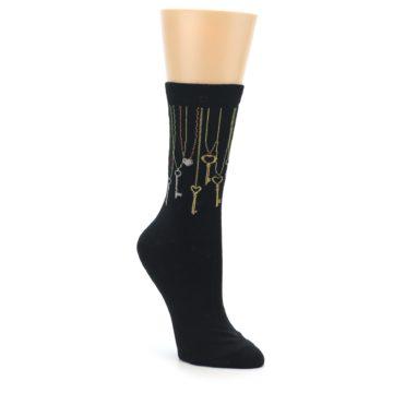 Women's Key Necklace Socks