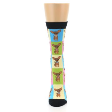 Image of Chihuahua Women's Dress Socks (front-05)