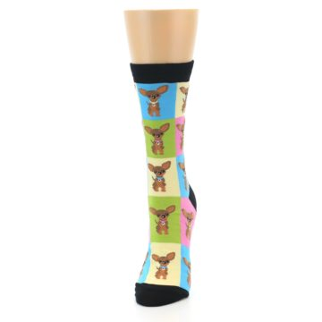 Image of Chihuahua Women's Dress Socks (side-2-front-06)