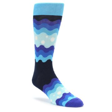 Happy Socks Wave Stripe