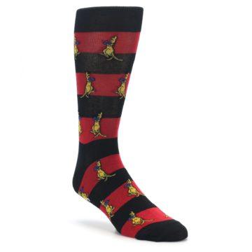 Boxing Kangaroo Socks by Good Luck Sock