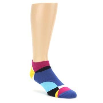 Ballonet Men's Canvas Low Ankle Socks