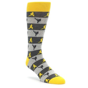 Men's Karate Dress Socks