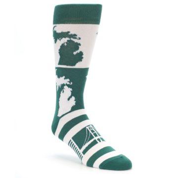 Michigan State University inspired Socks for Men