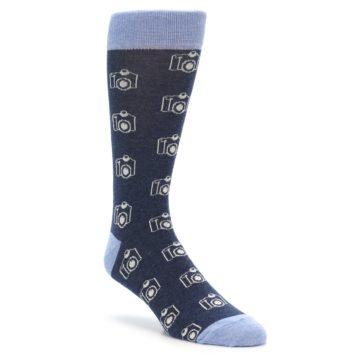Novelty Photography Camera Socks for Men
