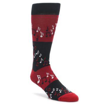 Singing Music Note Socks for Men by boldSOCKS