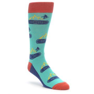 Snowboarder Dress Socks