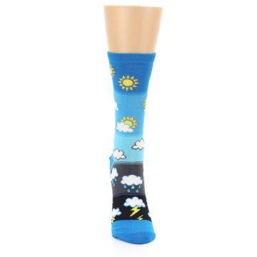 Image of Blue Weather Women's Dress Socks (front-04)