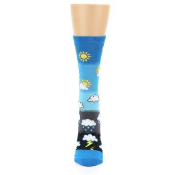Image of Blue Weather Women's Dress Socks (front-05)