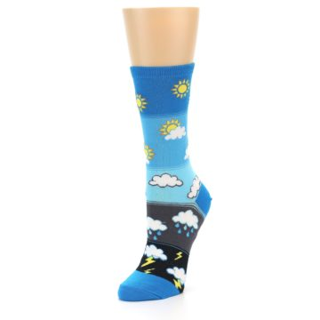 Image of Blue Weather Women's Dress Socks (side-2-front-08)