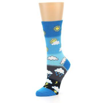Image of Blue Weather Women's Dress Socks (side-2-09)