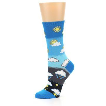 Image of Blue Weather Women's Dress Socks (side-2-10)