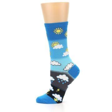 Image of Blue Weather Women's Dress Socks (side-2-11)