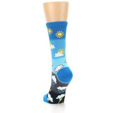 Image of Blue Weather Women's Dress Socks (side-2-back-16)