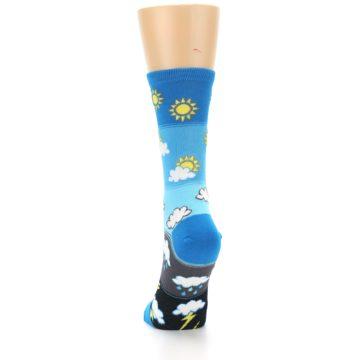 Image of Blue Weather Women's Dress Socks (back-17)