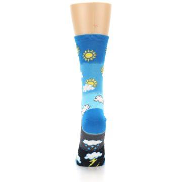 Image of Blue Weather Women's Dress Socks (back-18)